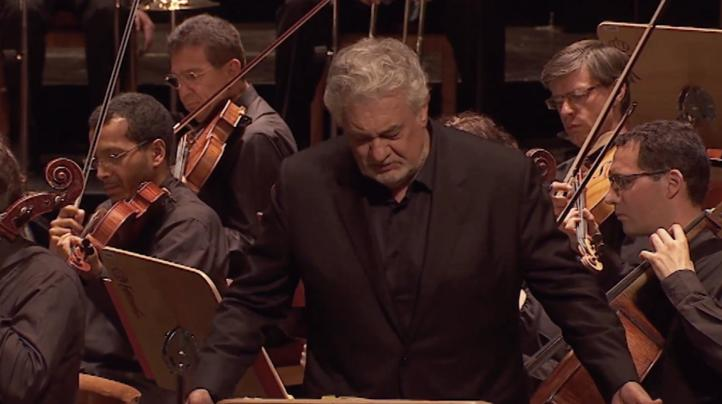 Plácido Domingo no asistirá al Premio Batuta en la CDMX