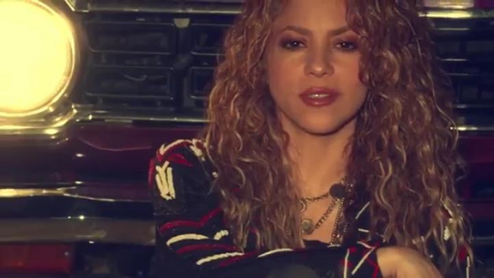 Shakira lo vuelve a hacer, número 1 Billboard