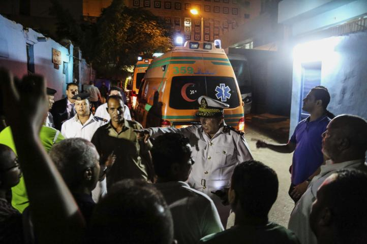 Cancillería confirma muerte de 8 mexicanos tras ataque en Egipto