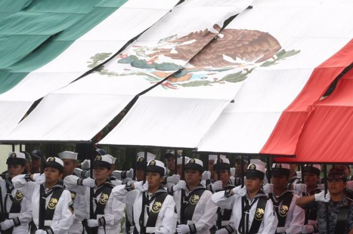 Semar afina detalles para el desfile del 16 de septiembre