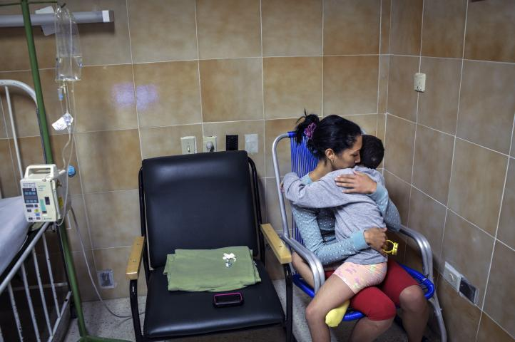 Embargo de EU, crucial para niños cubanos con cáncer