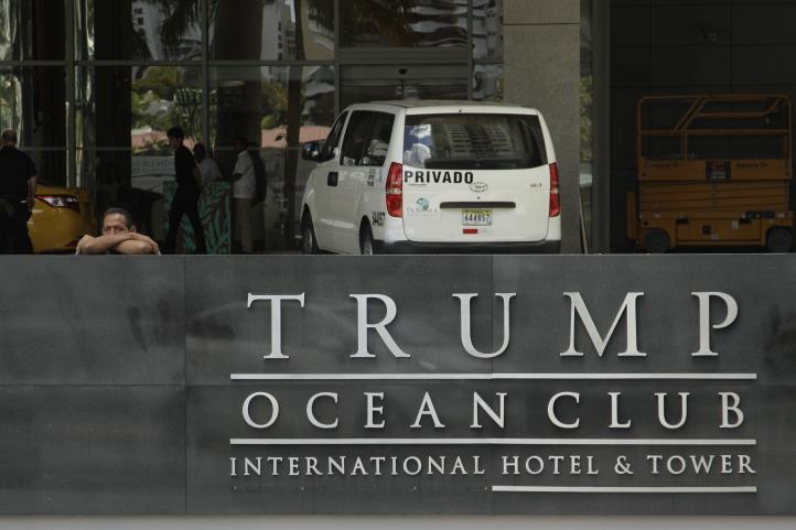 Riña por control de hotel Trump de Panamá