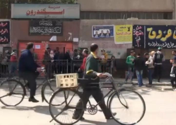 Elecciones polémicas en Siria