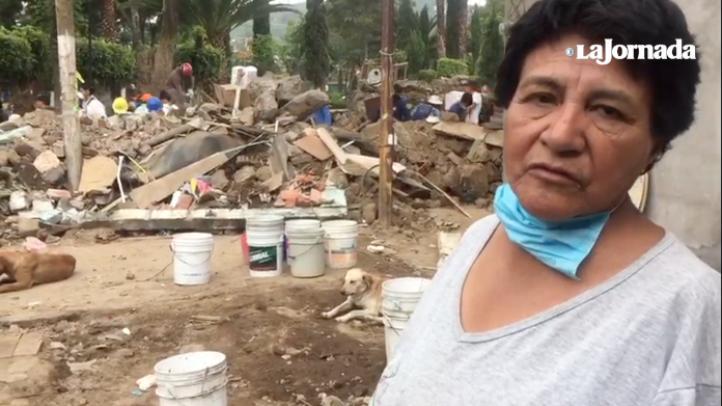 Xochimilco: el gran olvidado por las autoridades después del sismo