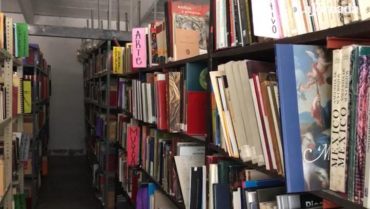 """Nombran """"Cristina Payán"""" a la biblioteca del Centro Comunitario Casa de Morelos"""