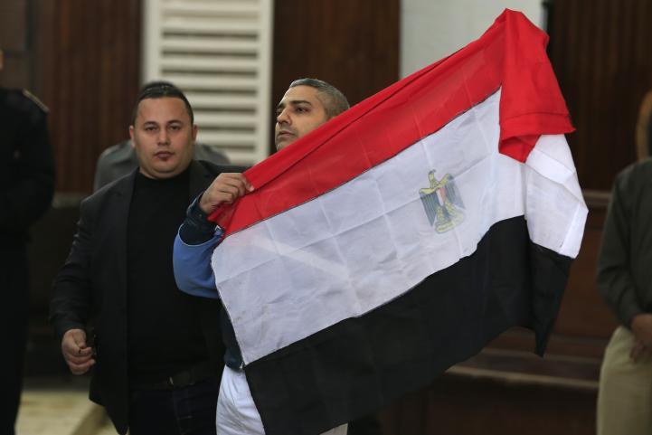 Egipto ordena libertad para periodistas de Al Jazeera