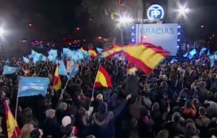 Se acabaron tres décadas de bipartidismo en España