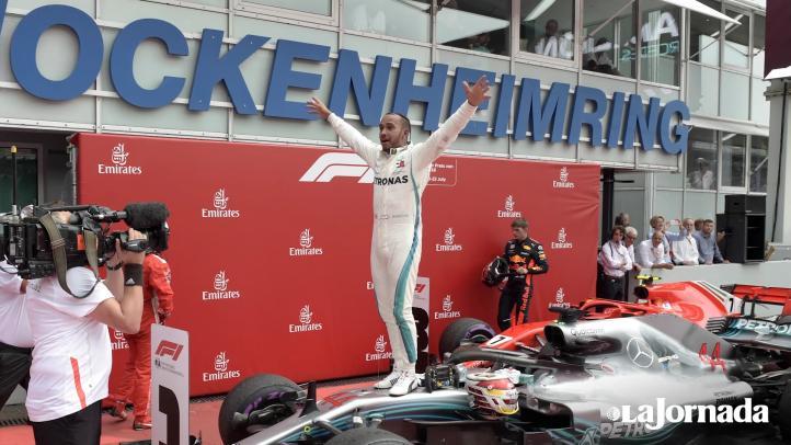 7 Rápidas del GP de Alemania