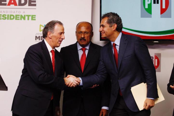 Que nadie se equivoque, Meade es el mejor candidato: René Juárez
