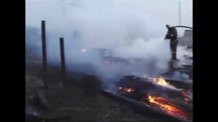 Incendio en Siberia deja al menos 15 muertos