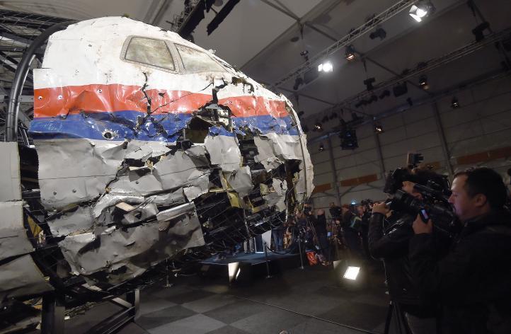 Concluyen que vuelo MH17 fue abatido por misil ruso