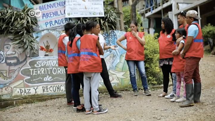 Colombia: la Iglesia y la construcción de la paz