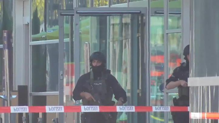 La Policía pone fin al secuestro en la estación de Colonia