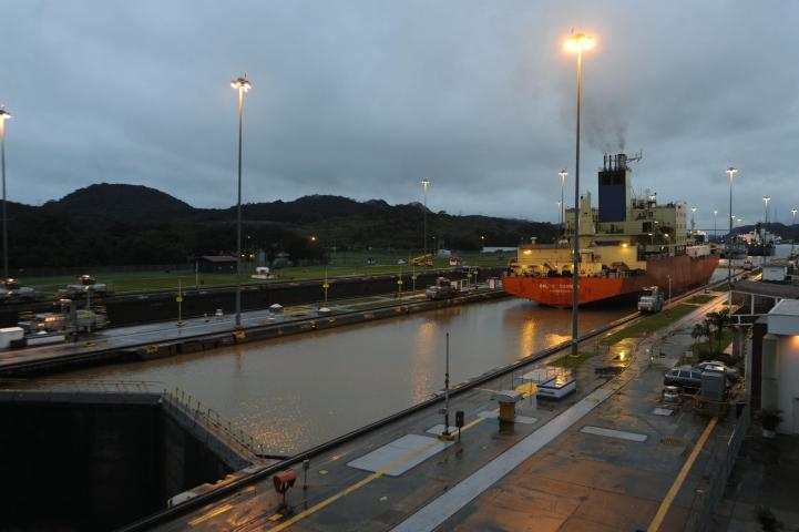 Agridulce centenario del Canal de Panamá