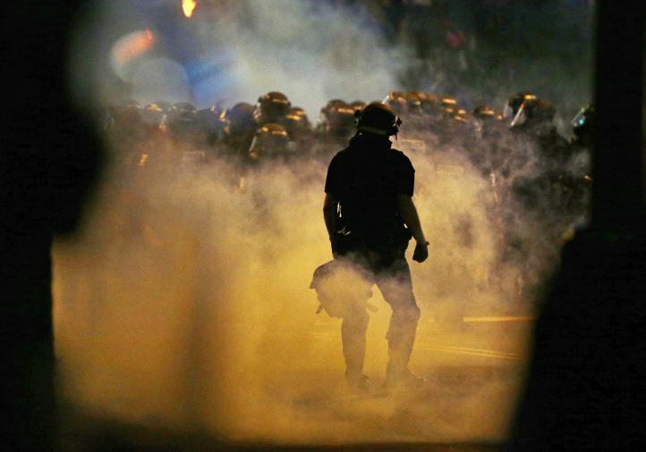 EU: Segunda noche de disturbios por asesinato policial