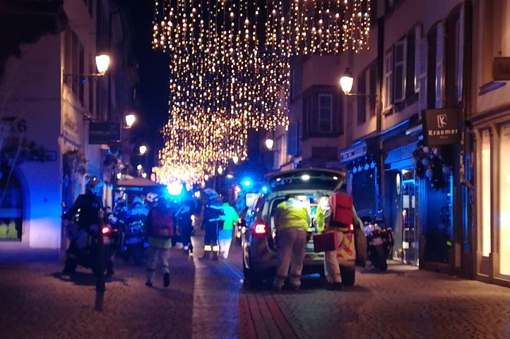 Francia: 2 muertos y varios heridos por tiroteo