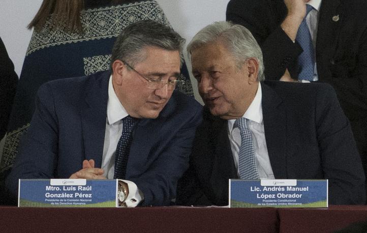 Mi gobierno respetará autonomía de la CNDH: López Obrador