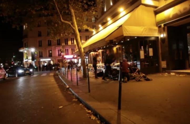 Sobreviviente narra lo que vivió en París