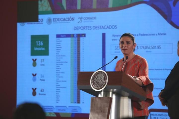 En Lima, participación histórica de México en Panamericanos: Guevara