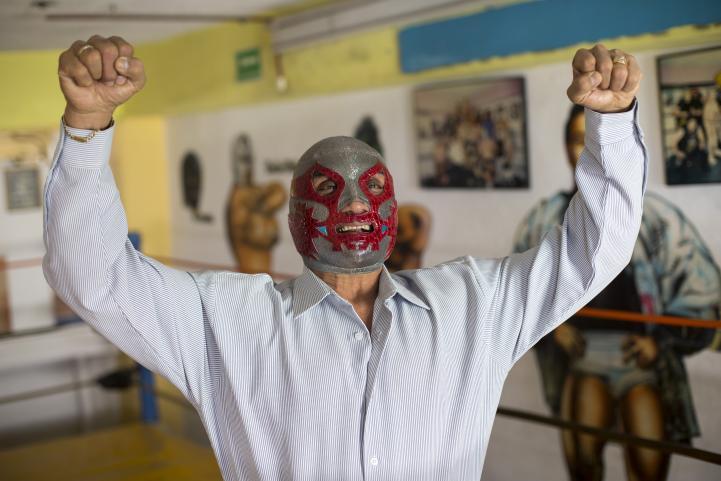 El legendario luchador Canek: La fama tiene un precio y hay que pagarlo