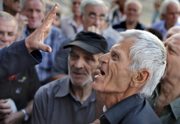 Grecia presentará propuestas a Eurogrupo para el martes