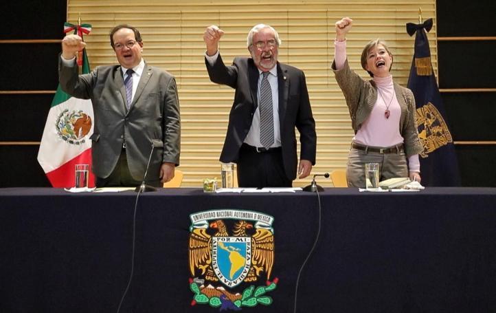 """Intereses ajenos"" atacan a la UNAM: Graue"