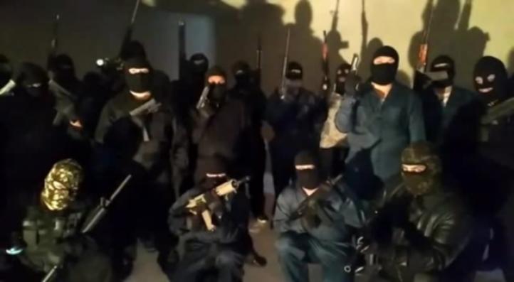 Grupo armado amenaza con iniciar 'una limpia' de delincuentes en Edomex