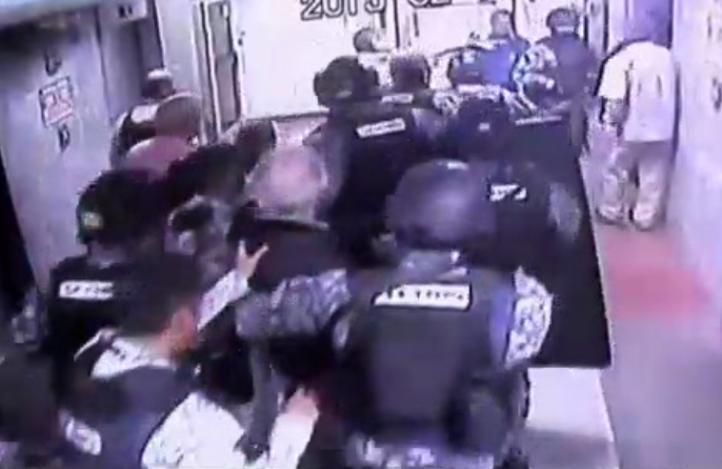 Detienen al alcalde de Caracas por presunta participación en frustado golpe
