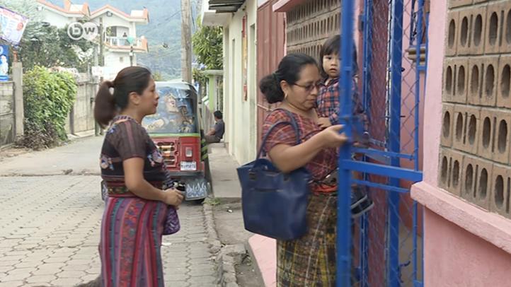 Guatemala: indígenas contra la violencia de género