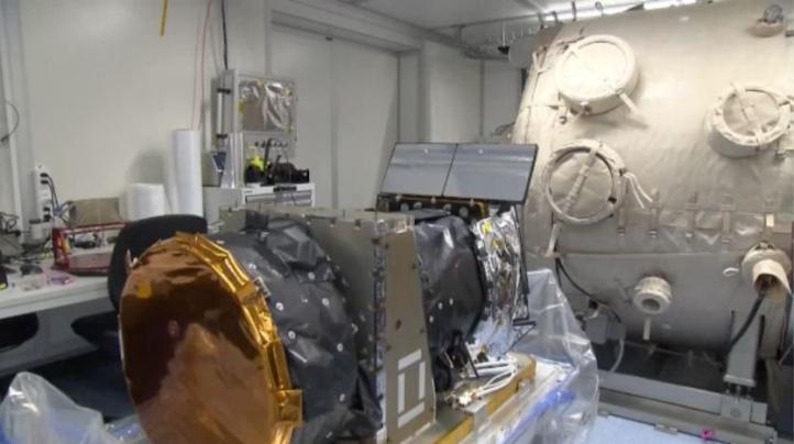 Preparan telescopio para observar planetas lejanos