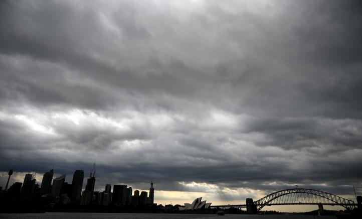 """Australia alerta de """"tormentas severas"""" con riesgo de inundaciones"""
