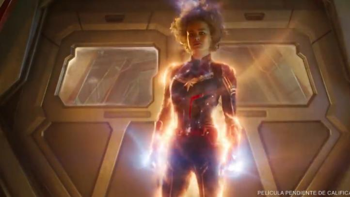Capitana Marvel, sexto estreno más taquillero de la historia