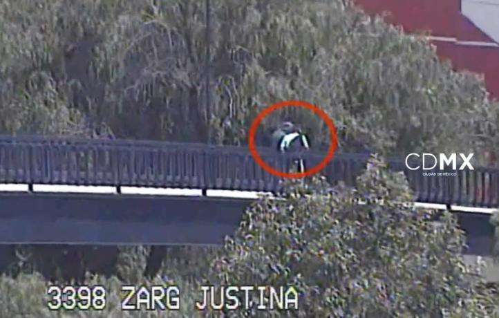 Detención por robo a transeúnte en Iztapalapa