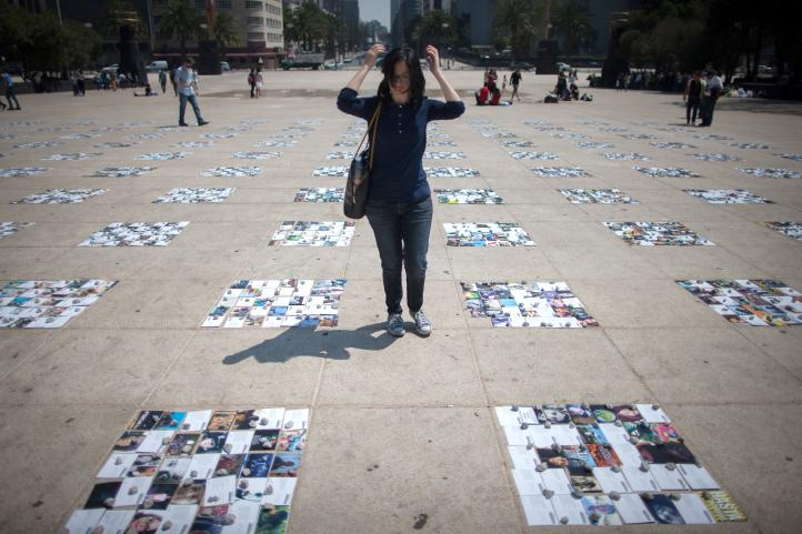 Presenta colectivo #YaMeCansé decálogo de propuestas anticorrupción