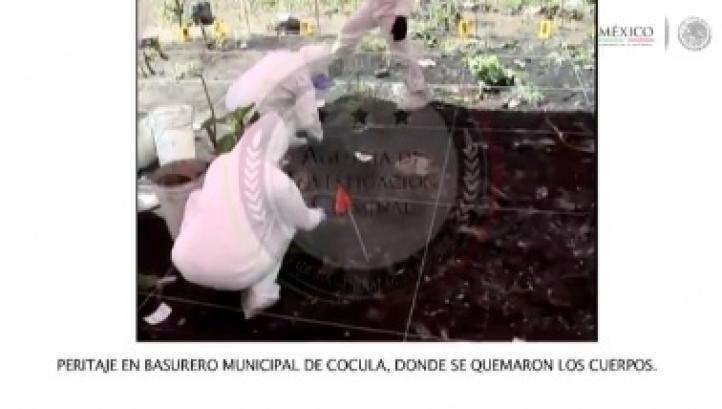 Conferencia de prensa de Jesús Murillo Karam, sobre caso Ayotzinapa. Parte 1