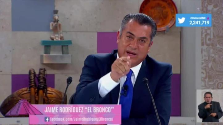 Mensaje final de Jaime Rodríguez en el tercer debate presidencial