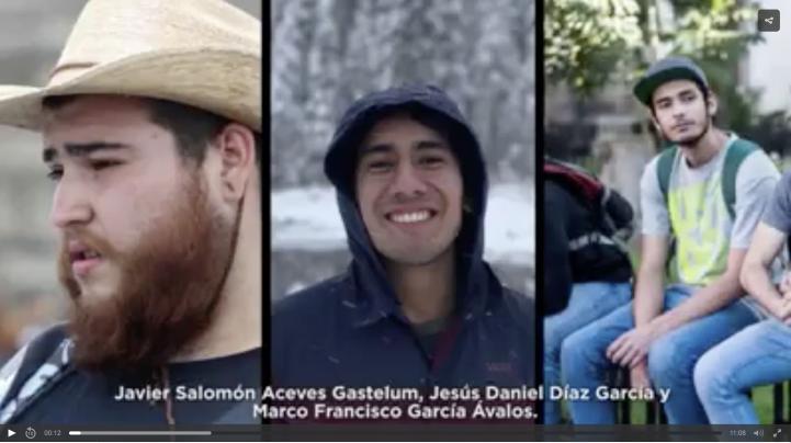 Así explico la Fiscalía de Jalisco el asesinato de los 3 estudiantes de cine