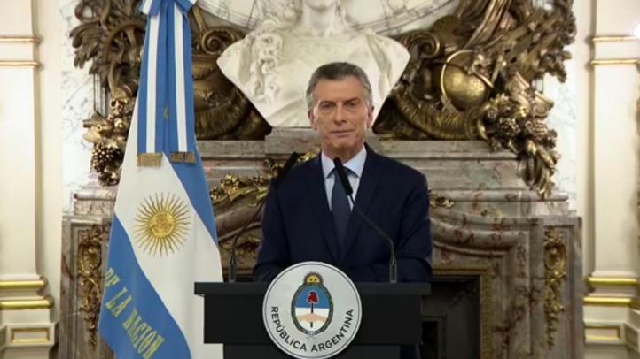 Argentina renegociará su acuerdo con el FMI