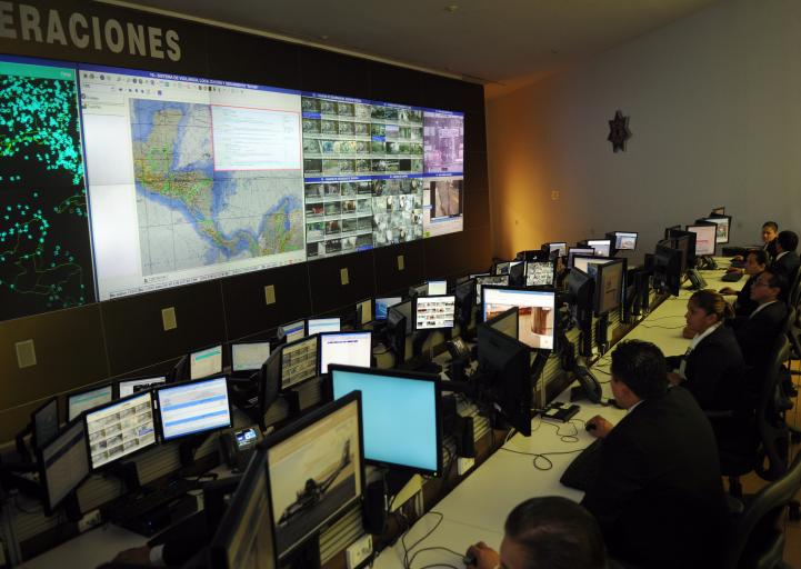 Actualizan base de datos Plataforma México; buscan hacer más eficiente labor de policías