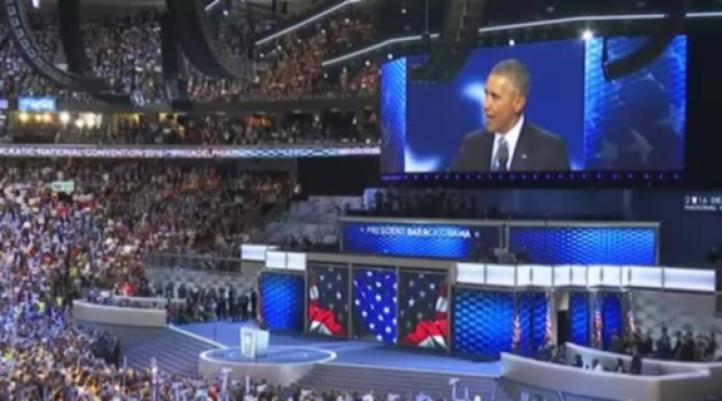 Obama brinda todo su apoyo a Hillary Clinton
