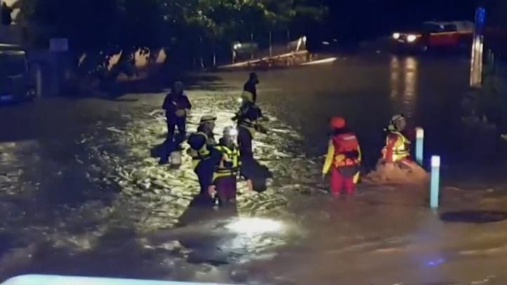 Tormentas provocan la muerte de seis personas en Francia