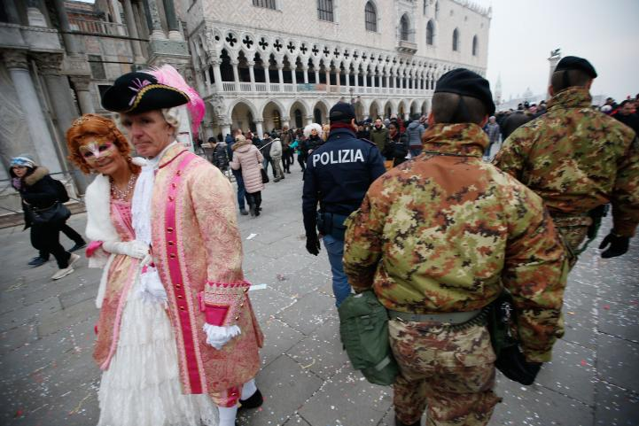 Inicia Carnaval de Venecia