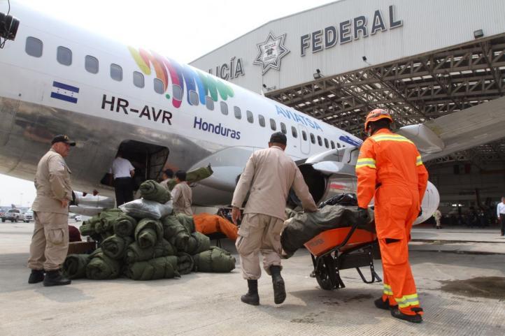 Brigadistas internacionales regresan a sus países