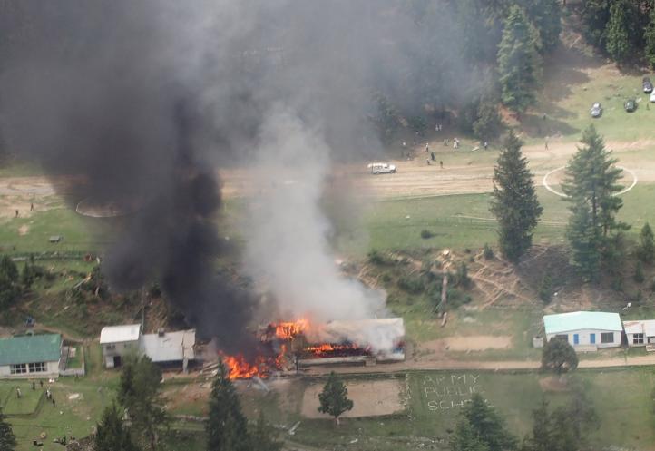 Mueren embajadores de Noruega y Filipinas en accidente aéreo en Pakistán