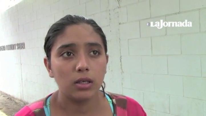 Testimonios: Crisis de migrantes en la frontera Tamaulipas-Texas
