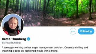 Así le respondió Greta Thunberg a las críticas de Donald Trump