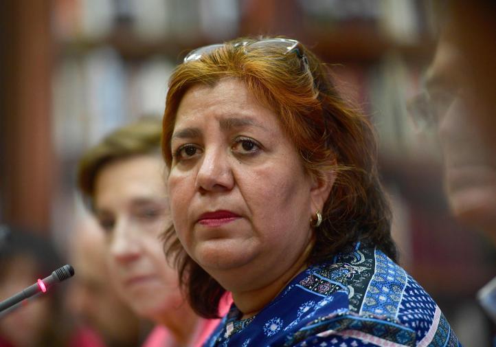 No nos resignaremos a la impunidad: viuda de Javier Valdez