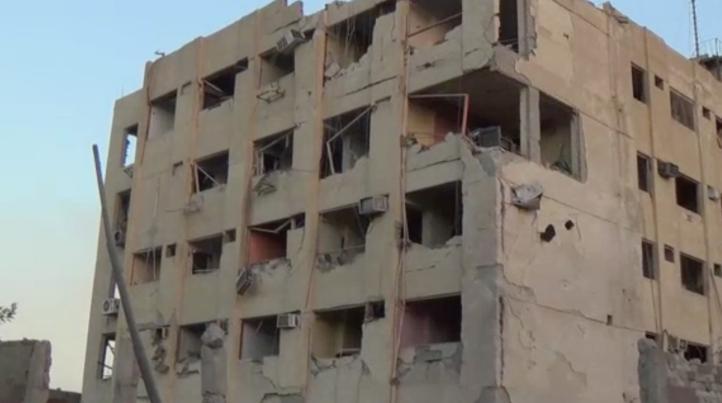 Atentado  en barrio residencial de El Cairo