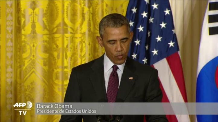 Obama listo para dialogar con Corea del Norte