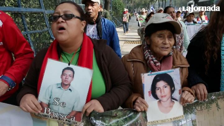 Logran lo que los gobiernos no: encontrar a sus hijos desaparecidos